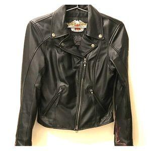 Harley-Davidson Leather Biker Jacket